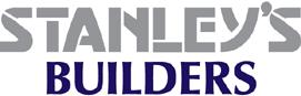 Stanley's Builders Harrogate Logo